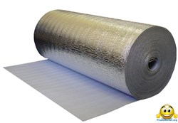 Подложка фольгированная односторонняя (Теплоизол), 3мм - фото 4942