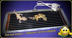 Электрический коврик-сушилка 100х25 (обогреватель для подоконника, для цветов, обогрев грунта, обогрев аквариума, террариума) 50Вт - фото 5821