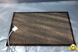 Коврик с подогревом 55х100 (плотный) 100Вт