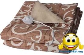 Электрическое одеяло с подогревом 165х150 SHINE