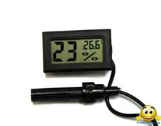 Термометр гигрометр с выносным датчиком